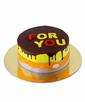 Cake `For you`