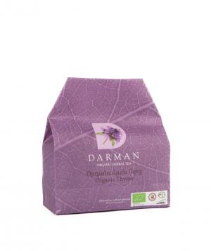 """Tea """"Darman organic herbal tea"""" organic, thyme"""
