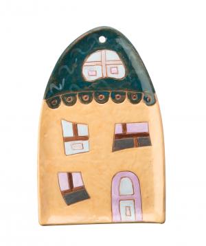 "Plate ""Nuard Ceramics"" House №4"