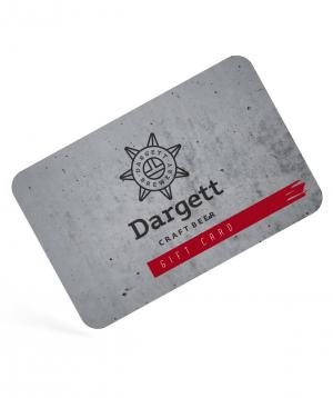 "Gift card ""Dargett"" 10.000"