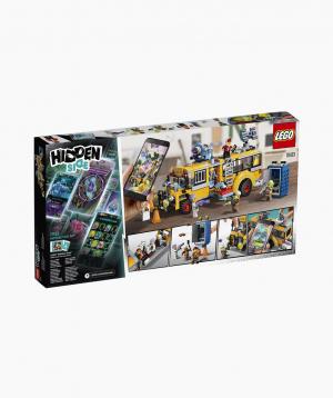 Lego Hidden Side Կառուցողական Խաղ Պարանորմալ Երևույթներ Որսացողների Ավտոբուս