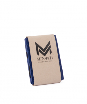 """Card holder """"Monarch"""" leather №6"""