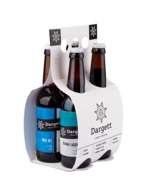 Գարեջուր «Dargett» Pale Ale