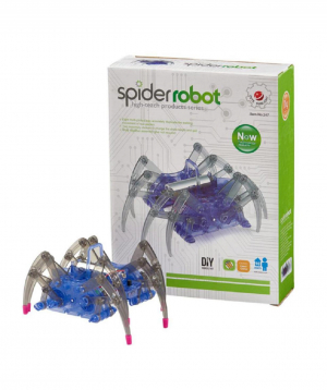 Robot Spider educational constructor