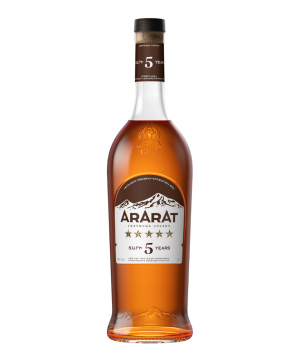 Կոնյակ «ARARAT» Հինգ աստղ 700 մլ