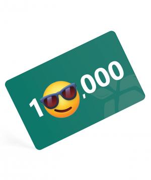 Նվեր քարտ  100,000