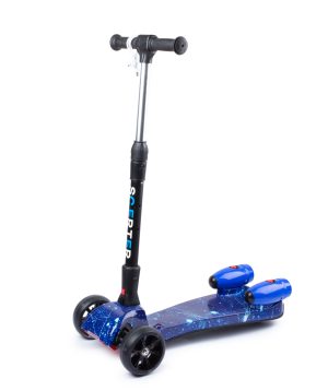 Scooter PE-15083 with light effect, steam and sound signal