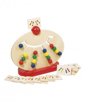 Խաղալիք «Goki Toys» գույների սորտավորման տախտակ