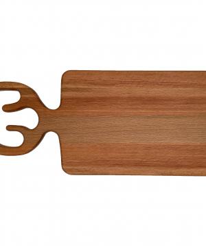 Eco board `WoodWide` deer