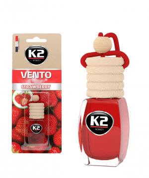 Թարմացուցիչ «Standard Oil» ավտոսրահի օդի K2 Vinci vento strawberry