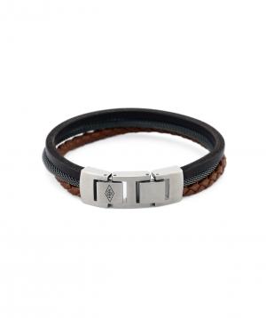 """Bracelet  """"Fossil Group"""" JF02213040"""
