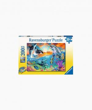 Ravensburger Փազլ «Օվկիանոսի բնակիչներ» 200p