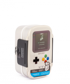 """Lunch box """"Creative Gifts"""" video game"""