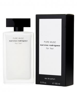 Perfume `Pure Musc For Her Narciso Rodriguez` Eau De Parfum 100 ml