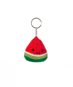 """Pendant """"Crafts by Ro"""" watermelon №6"""