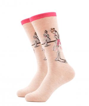 """Socks """"Zeal Socks"""" ballerina"""