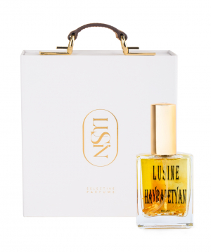 Perfume `Lusin parfume` with your name / surname №3