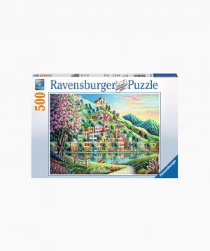 Ravensburger Փազլ Ծաղկուն Այգի 500p