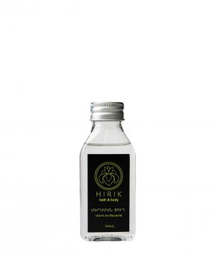 Oil `Hirik Cosmetics` for massage