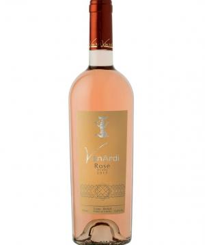 Wine `Van Ardi` pink dry 750 ml