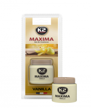 Թարմացուցիչ «Standard Oil» ավտոսրահի օդի K2 Maxima Vanilla