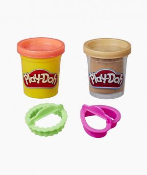 Hasbro Plasticine PLAY-DOH Set Chocolate Chip