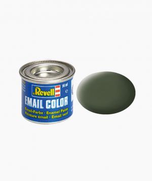 Revell Paint bronze green, matt