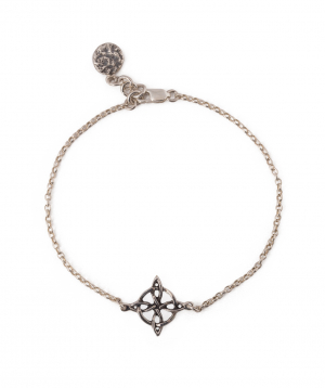 "Bracelet ""DF Project"" art deco for women №8"