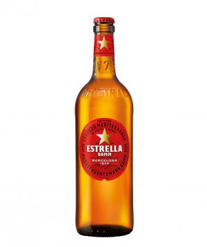 Գարեջուր «Estrella Damm» 330 մլ