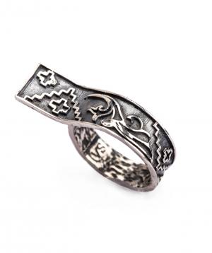 Մատանի «Har Jewelry» արծաթյա №16