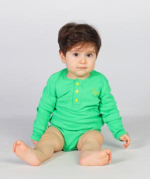 Բոդի «Lalunz» կանաչ