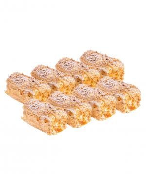 Pastry `Parma` Napoleon 8 pieces
