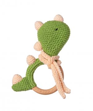 Խաղալիք «Crafts by Ro» չխկչխկան դինոզավր  №15