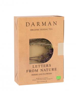 Թեյ «Darman organic herbal tea» օրգանիկ, անուշաբեր խառնուրդ