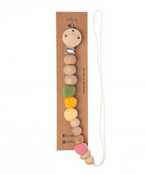 Ամրակ «Crafts by Ro» ծծակի և խաղալիքների համար №7