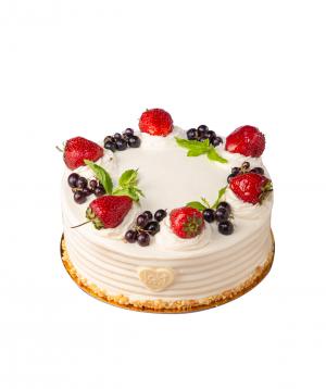 Cake `Kutuzov`