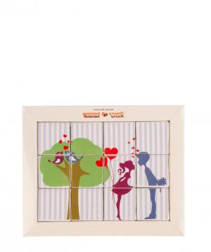 "Sweet puzzle ""Gourme Dourme"" festive №4"