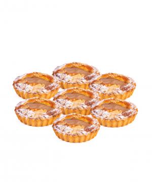 Tartalette `Parma` bourdaloue 7 pieces
