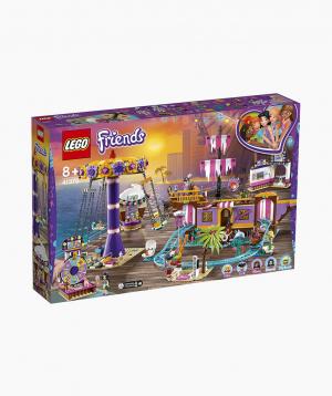 Lego Friends Կառուցողական Խաղ Heartlake City Կառուցողական Խաղ Զվարճանքի Այգի