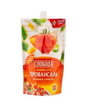 Mayonnaise `Sloboda Provancal` 400 g