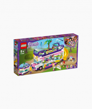 Lego Friends Կառուցողական Խաղ «Ավտոբուս՝ ընկերների համար»