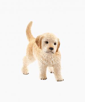 Schleich Animal Figurine «Golden Retriever puppy»
