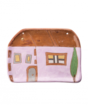 "Plate ""Nuard Ceramics"" House №7"