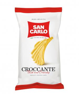Չիպս «S.Carlo Croccante» 180գ