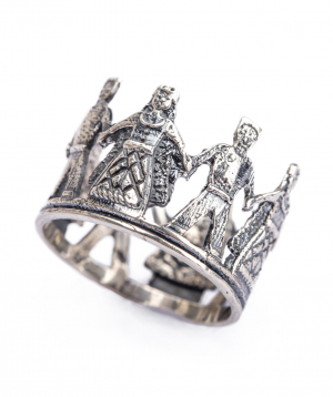 """Ring """"Har Jewelry"""" silver №10"""