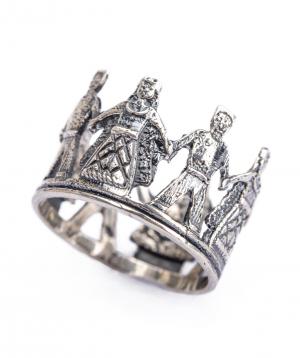 Մատանի «Har Jewelry» արծաթյա №10