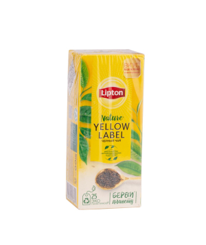 Թեյ «Lipton Yellow Label Tea» 25 հտ