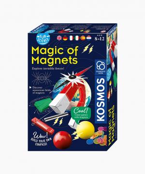 THAMES & KOSMOS Educational Game Magic of Magnets