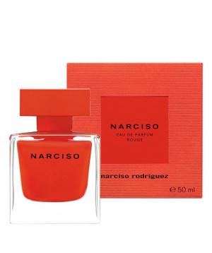 Perfume `Narciso Rodriguez Rouge` Eau De Parfum 50 ml