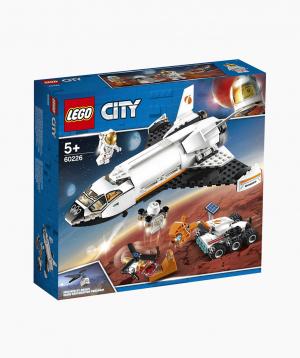 Lego City Կառուցողական Խաղ Մարսի Հետազոտական Մաքոք